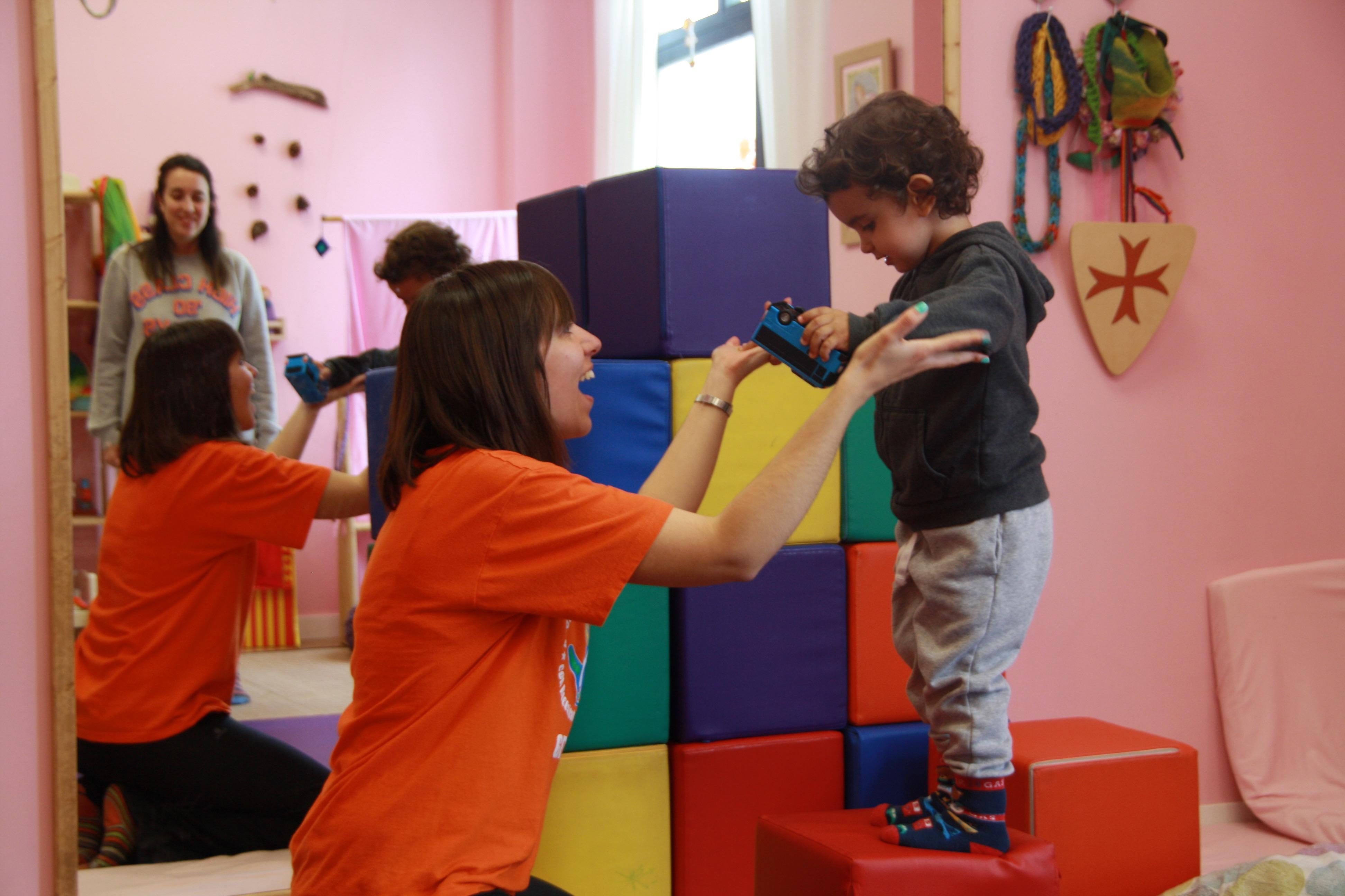 ¿Qué necesita un/a niñ@ para comunicarse?